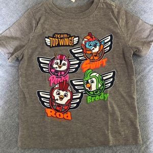 NWT Old Navy Top Wing licensed t-shirt